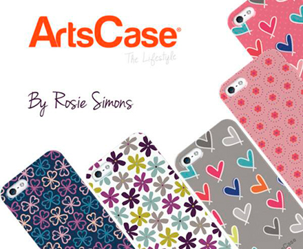 Rosie Simons for ArtsCase
