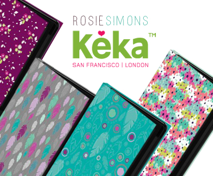 Rosie Simons for Keka