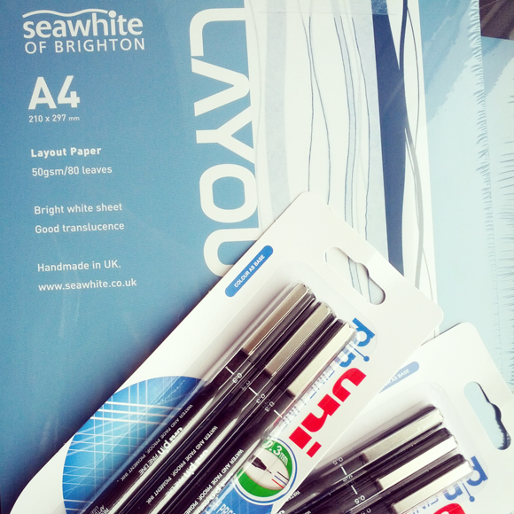 rosiesimons_seawhite_drawing_supplies_newpens