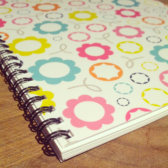 Rosie Simons Notebook