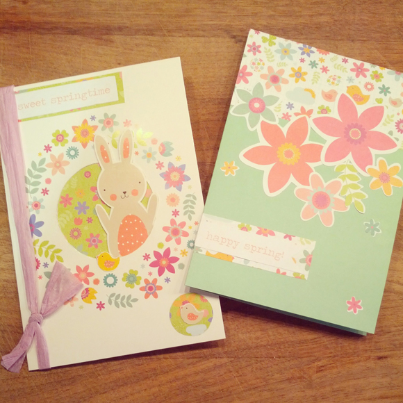 Rosie Simons PaperCrafter Cards