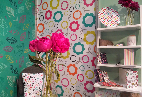 Rosie Simons - Surtex 2014 - Booth Details
