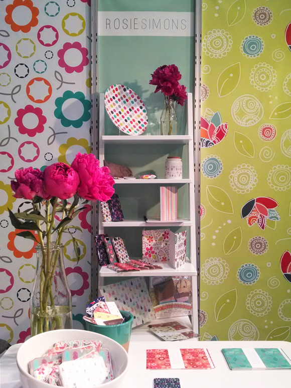 Rosie Simons - Surtex 2014 - Right Side